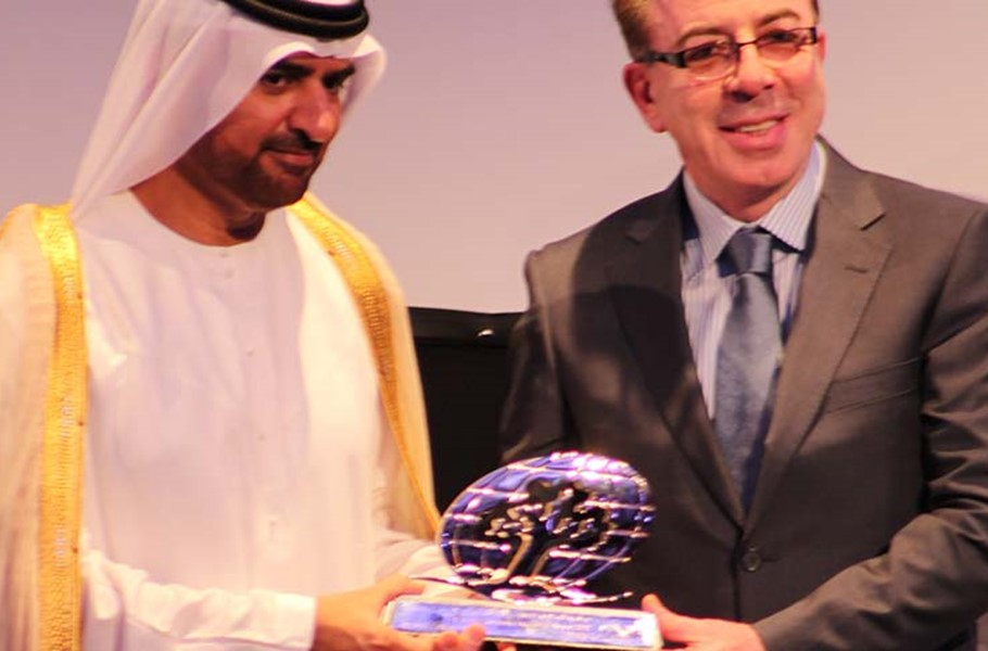Sharjah Economic Excellency Award 2012